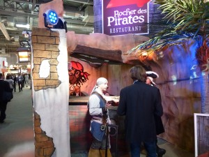 franchise le rocher des pirates